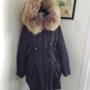 Stunning customized winter coat